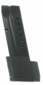 Smith & Wesson M&P Shield 9MM 10 Round Gun Magazine