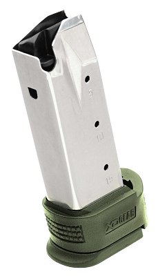 Springfield Armory XD Compact .45 ACP 10-Rd Magazine W/OD Extension