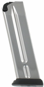 Springfield Armory XD/XD Mod 2 9MM 10 Round Stainless Magazine