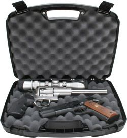Two Pistol Handgun Case
