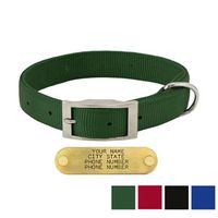 shop 1 in. Double-Ply Standard Nylon Dog Collars