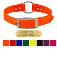 shop 1 in. Day Glow Center-Ring Dog Collars