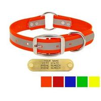 shop 1 in. Reflective Center Ring Dog Collars