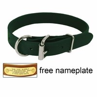 shop 1 in. K-9 Komfort TufFlex Dee-End Dog Collar