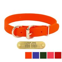 shop 1 in. TufFlex Dee-End Dog Collars