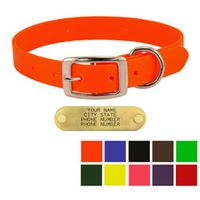 shop 1 in. TufFlex Standard Dog Collars