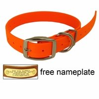 shop K-9 Komfort 1 in. Universal Trim to Fit TufFlex Standard Dog Collar