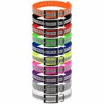 shop 1 in. Universal Square Buckle Reflective Collar Strap
