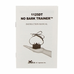 shop 1125 DT Owners Manual