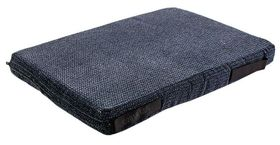 shop 12 in. x 18 in. Bizzy Beds™ Crate Cushion -- Blue