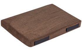 shop 12 in. x 18 in. Bizzy Beds™ Crate Cushion -- Brown