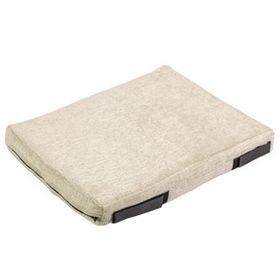 shop 12 in. x 18 in. Bizzy Beds® Crate Cushion -- Ivory