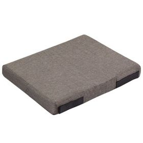 shop 12 in. x 18 in. Bizzy Beds®  Crate Cushion -- Light Gray