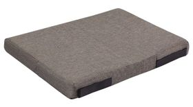 shop 12 in. x 18 in. Bizzy Beds™ Crate Cushion -- Light Gray