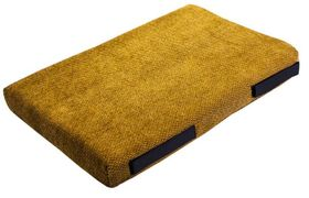 shop 12 in. x 18 in. Bizzy Beds™ Crate Cushion -- Timber