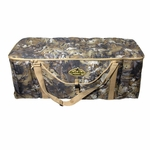 shop 12-Slot Deluxe Duck Decoy Bag Closed