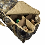 shop 12-Slot Deluxe Duck Decoy Bag with Decoys (not included)