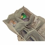 shop 12-Slot Floater Duck Decoy Bag Top Detail -- Decoys Not Included