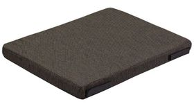 shop 17 in. x 24 in. Bizzy Beds™ Crate Cushion -- Dark Gray
