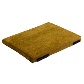 shop 17 in. x 24 in. Bizzy Beds® Crate Cushion -- Timber