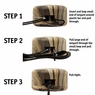 1825X Camo lanyard instructions