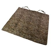shop Mud River Ducks Unlimited Blades Camo 2 Barrel XL Bench Seat Cover / Utility Mat