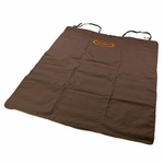 shop Mud River 2 Barrel Bench Seat Cover / Utility Mat