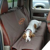 shop Mud River Two Barrel Bench Seat Cover / Utility Mat