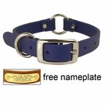 shop K-9 Komfort 3/4 in. TufFlex Center Ring Puppy / Small Dog Collar