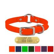 shop 3/4 in. Tufflex Center Ring Puppy / Small Dog Collars