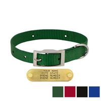 shop 3/4 in. Nylon Puppy Collars