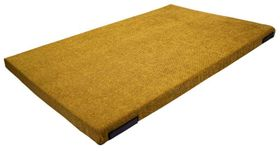 shop 30 in. x 48 in. Bizzy Beds™ Crate Cushion -- Timber
