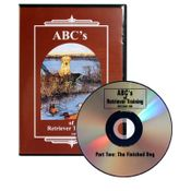 shop ABCs of Retriever Training - Part Two: The Finished Dog DVD
