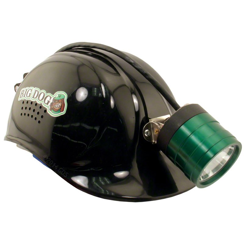 Bump Cap Light with Color Side View
