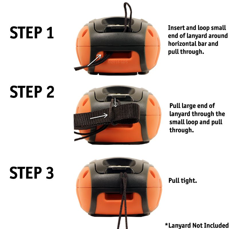 Alpha Lanyard instructions