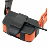 Astro 900 T9 Collar on Charging Clip