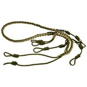 shop Avery DIY Lanyard - Khaki/Olive Round Braid