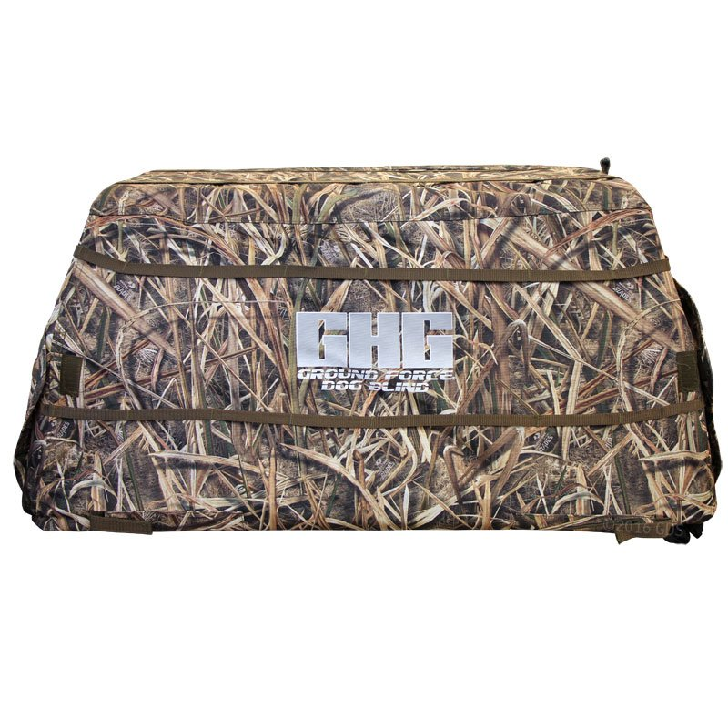 Avery Ground Force Dog Blind Side View