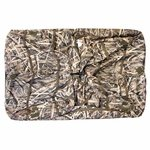 shop Avery Ground Force Dog Blind Top Collapsed