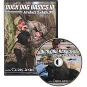 shop Duck Dog Basics 3 -- Advanced Handling DVD with Chris Akin