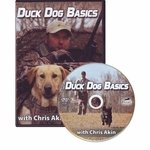Duck Dog Basics DVD with Chris Akin