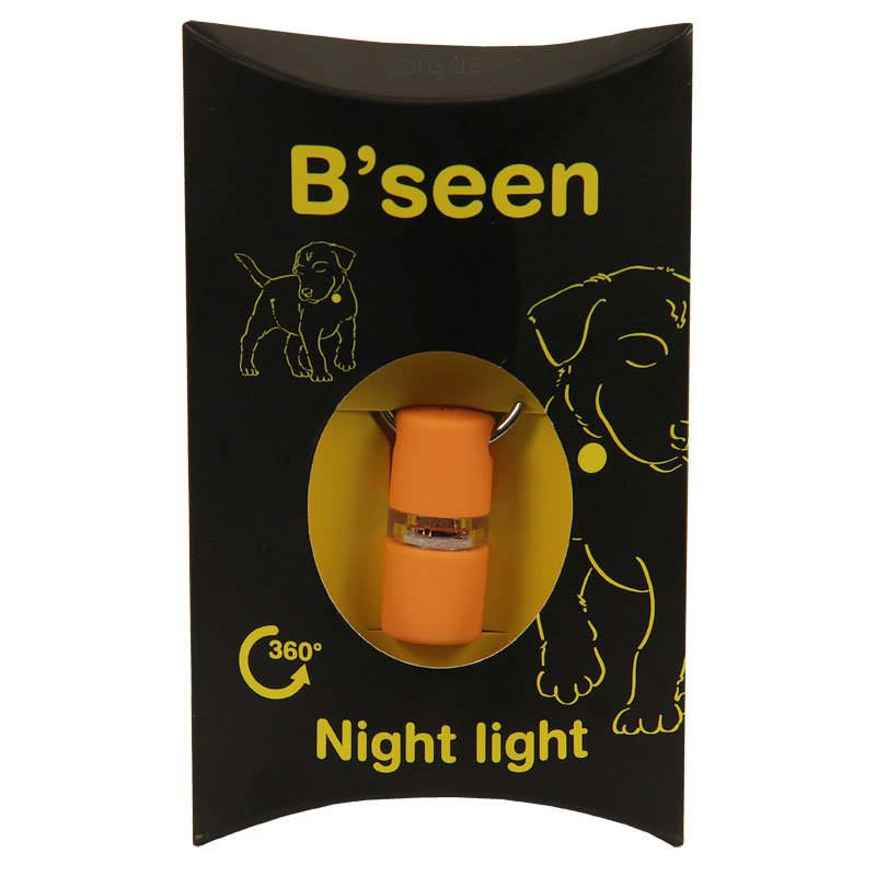 B'Seen Night Light Packaging