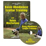 Dog Training Basic Obedience Shock Collar DVD