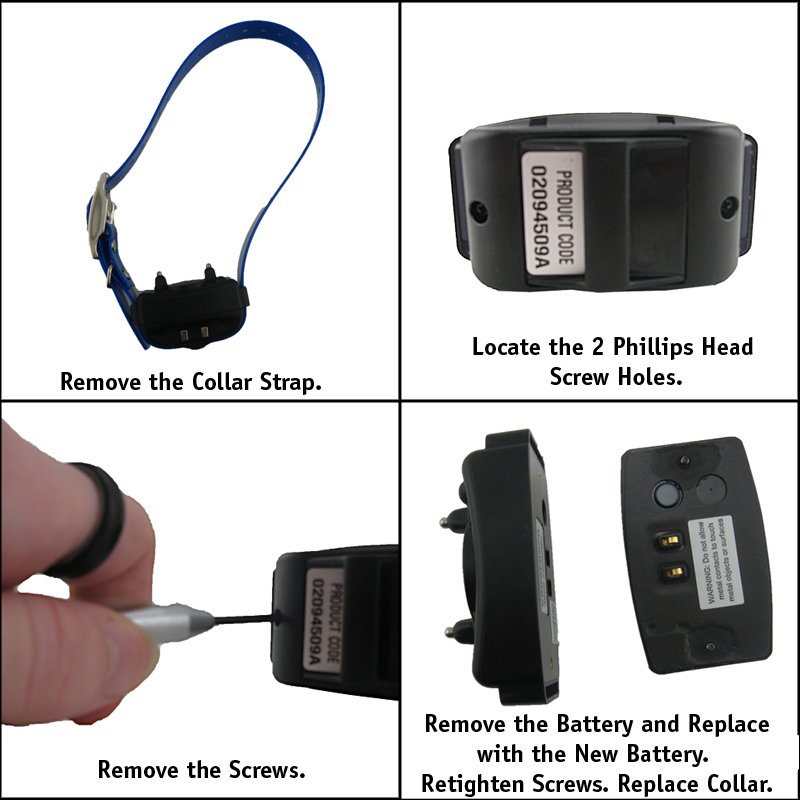Battery Replacement Guide