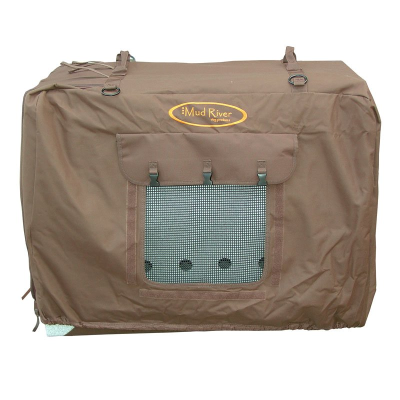 Bedford Kennel Cover Side View