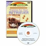 shop Beginning and Advanced Training for Your Retriever<br> with Mike Mathiot DVD