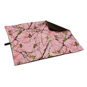 shop LARGE Bizzy Beds® Replacement Cover -- Pink Conceal Camo / Coffee Two-Tone