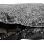 shop Bizzy Bed Dark Gray Zipper