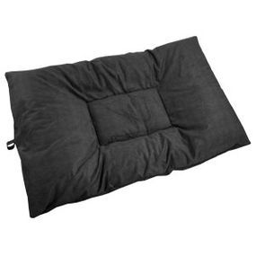 shop JUMBO Bizzy Beds® Dog Bed with Zipper -- Ash
