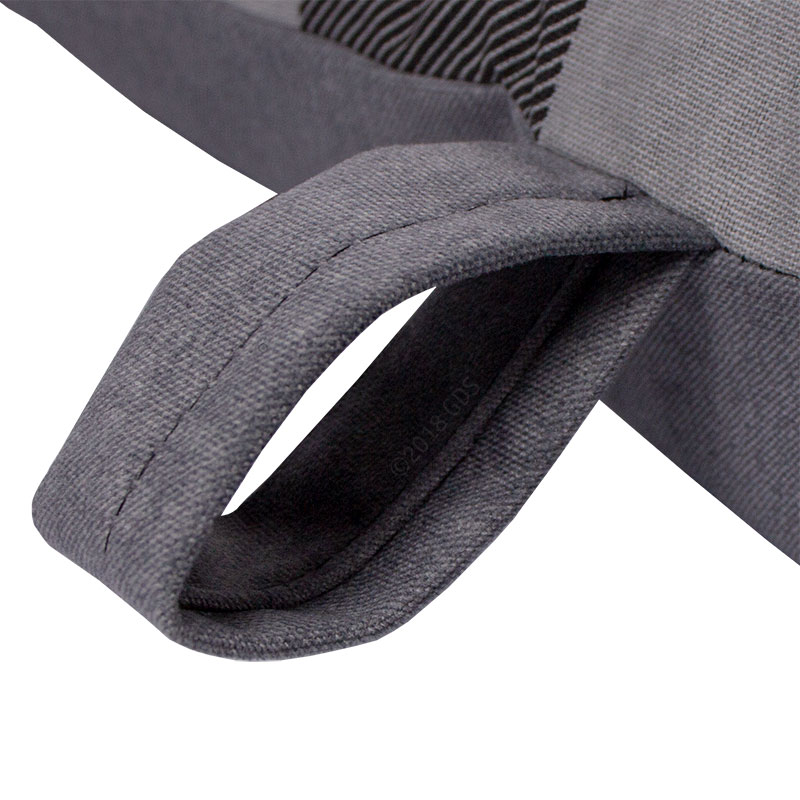 Bizzy Beds Handle Detail